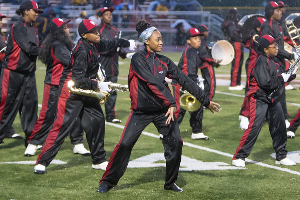 2016 09 30 Oak Park Marching Band
