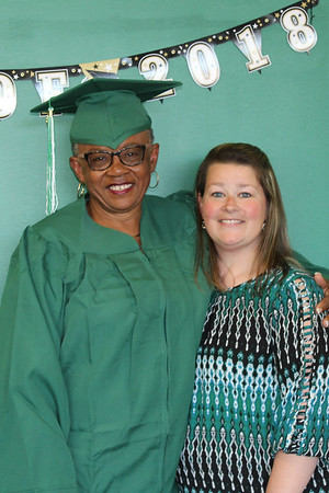 Jacksonville Graduation Reception - Spring 2018