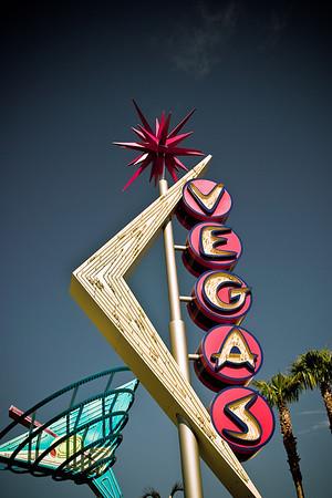 Las Vegas Street Shots