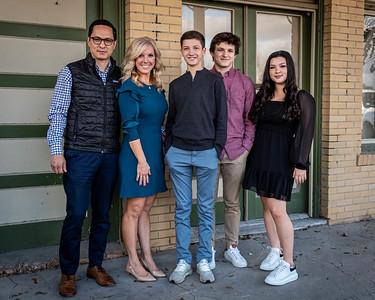 Valdez Family 2020