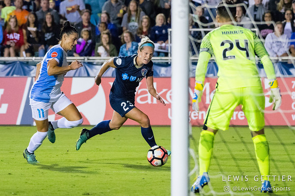 NC Courage vs Orlando Pride 9-30-2017