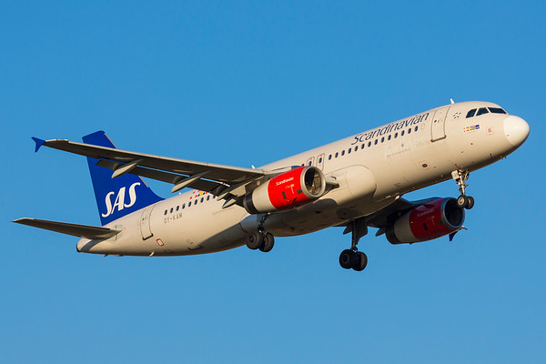 OY-KAM - Airbus A320-232