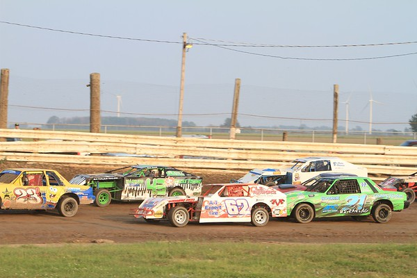 South Buxton Raceway, Merlin, ON, June 11, 2011