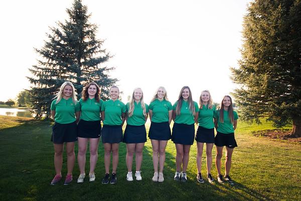Golf Team  2018-2019