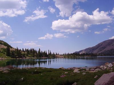 2006 - Amethyst Lake_High Uintas