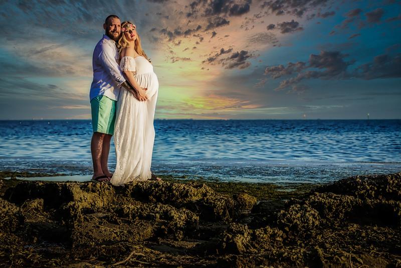 Jenny & Anthony's Maternity