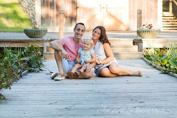 2017 Fall Mini Session - F Family