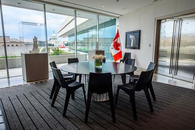 Canadian Embassy and Ambassador's Residence Interiors