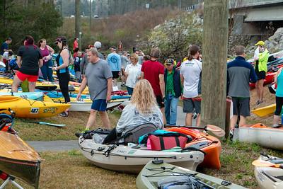 Ashley River Adventure Race 2019 Participants