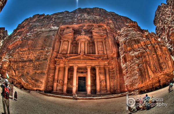 Petra, Jordan -  2013