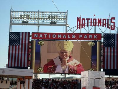 Pope Benedict XVI State Visit