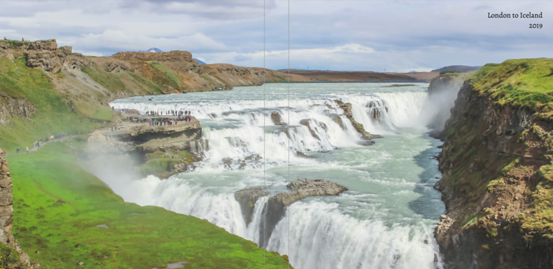 Pannier London to Iceland 2019