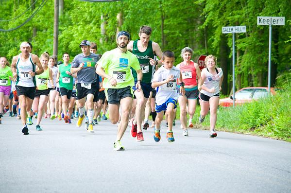 2014 South Salem 10k Memorial Day Race
