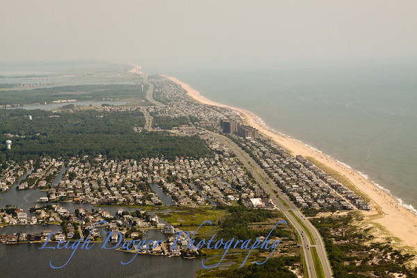 Aerial Photos of South Bethany