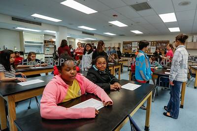 GEMS with Hayfield Elementary 3/12/14