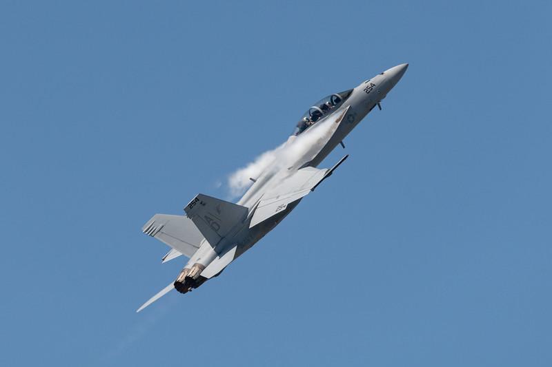 F-18 Super Hornet Tactical Demonstration