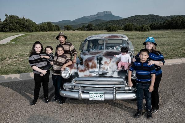 Sanchez Family August 2021