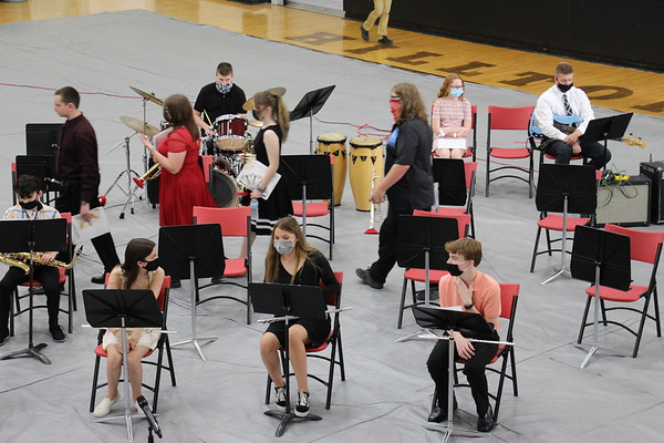 '21 Chardon High Final Band Concerts of the Year!