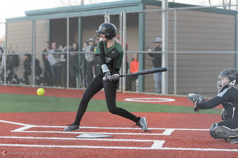 THS Girls Varsity Softball vs Sprague