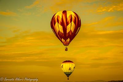 43rd Annual Adirondack Balloon Festival
