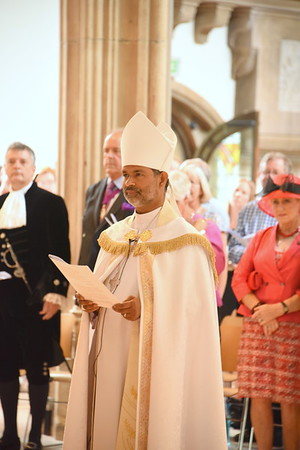 Installation of Bishop of Bradwell 22 July 2018