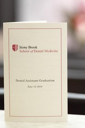 SBU Dental Assistant Graduation