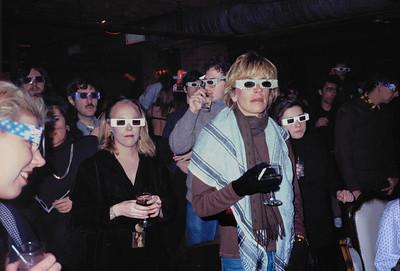 Deb Parker's Go-Go Adventurama at The Tunnel, NYC, 1987