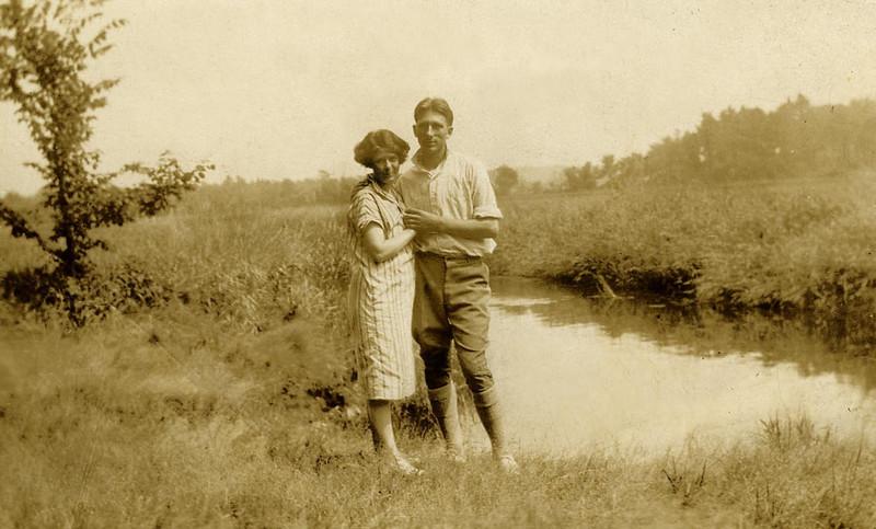 Lillian & John Foote