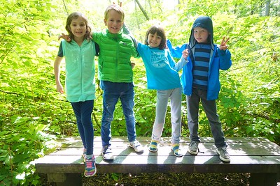 1st Grade Birding Field Trips (April & May)