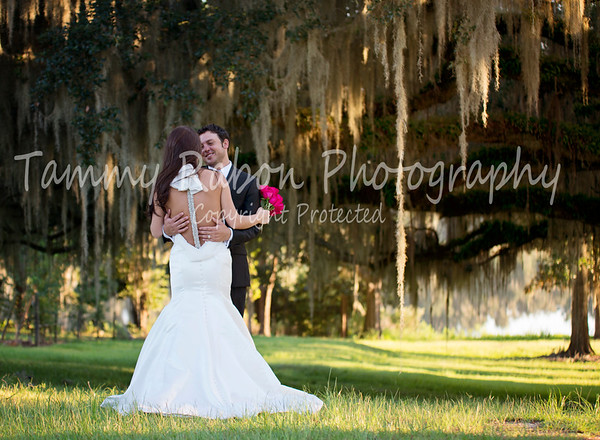 Suzanne and Josh Bride and Groom Portraits 2014
