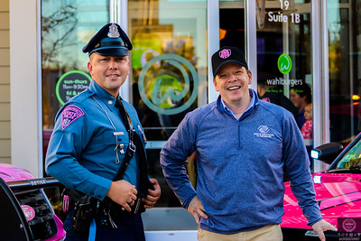 Wahlburgers Pink Patch Project - 10.15.2019