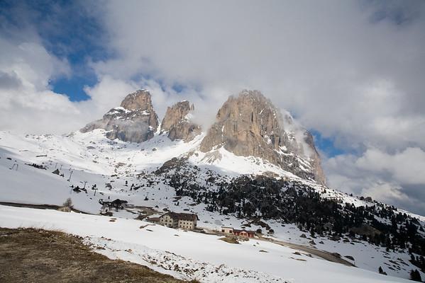 Sella Joch, Südtirol