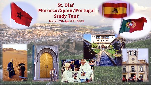 2001 Morocco-Spain-Portugal