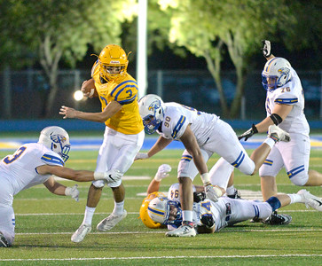 Lyons Township football vs. Sandburg