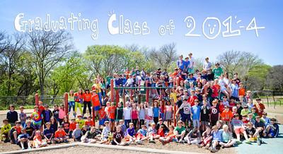 Fifth Grade Graduation Class of 2014