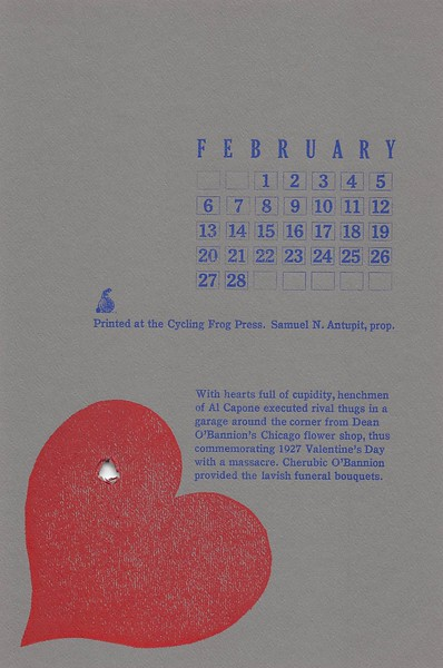 February, 1983, Cycling Frog
