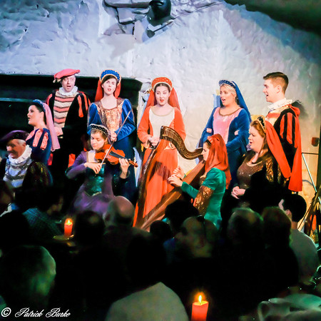 Bunratty Banquet and Cliffs of Moher 2017