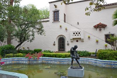 The McNay Museum in San Antonio/NFCA Ladies/TX - April, 2013