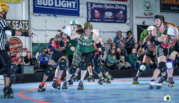2019-05--17 Break Neck Betties v High Rollers