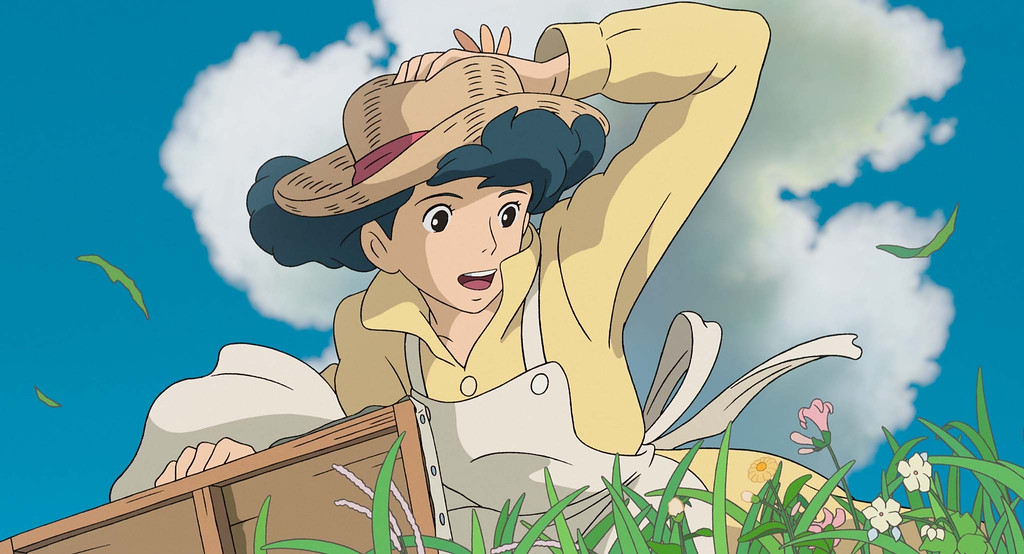 ". 2014 Academy Award Nominee for Best Animated Feature: ""The Wind Rises.\"" (AP Photo/Touchstone Pictures - Studio Ghibli)"