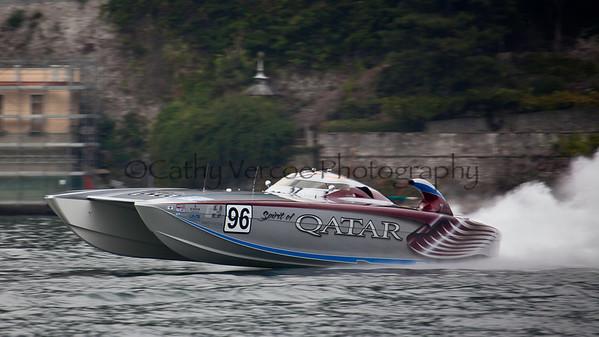 Class One Powerboats Cernobbio 2012