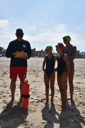 2019 Dwight Crum Pier-to-Pier Swim