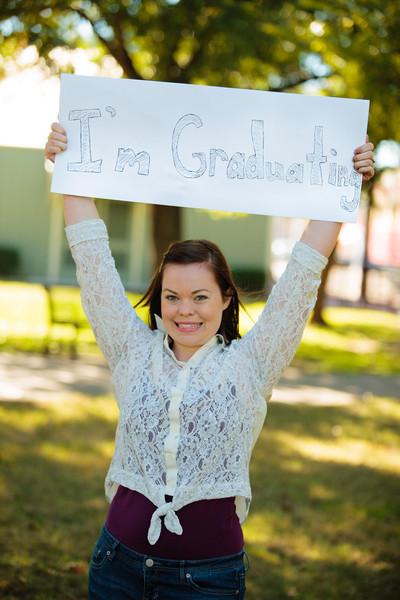 Emily - Grad Photos