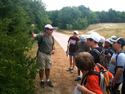 5 Mile Hike @ Arbor Hills - June 2010