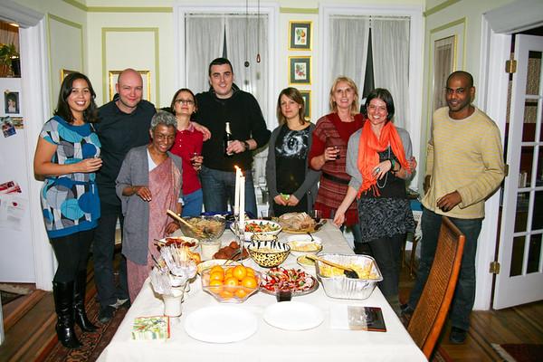 Nala's Potluck Party - January 16, 2010