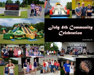 July 4th Celebration 2018
