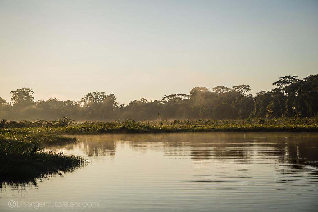 Posada Amazonas - Tres Chimbadas Lake - Lina Stock