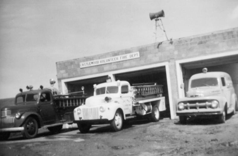 Original Castlewood Fire Station