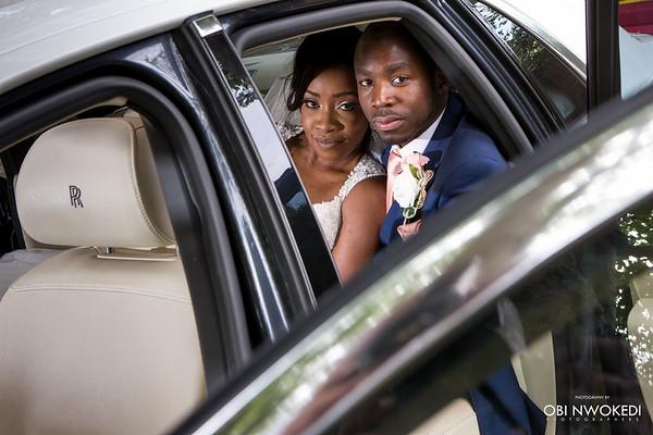Another Nigerian Wedding in London // Ola + Yj