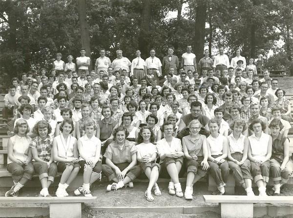 Camp Photos 1954